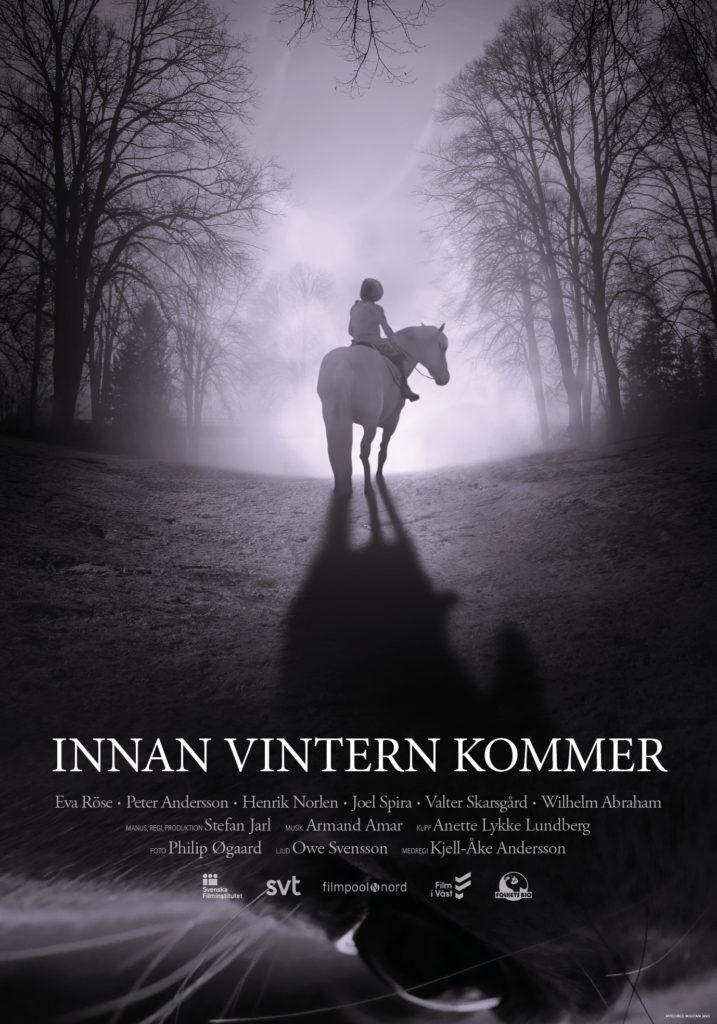 Innan Vintern kommer av Stefan Jarl. Officiell filmaffisch